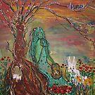 Spring Goddess ESOTRE  equinox 2009 by eoconnor
