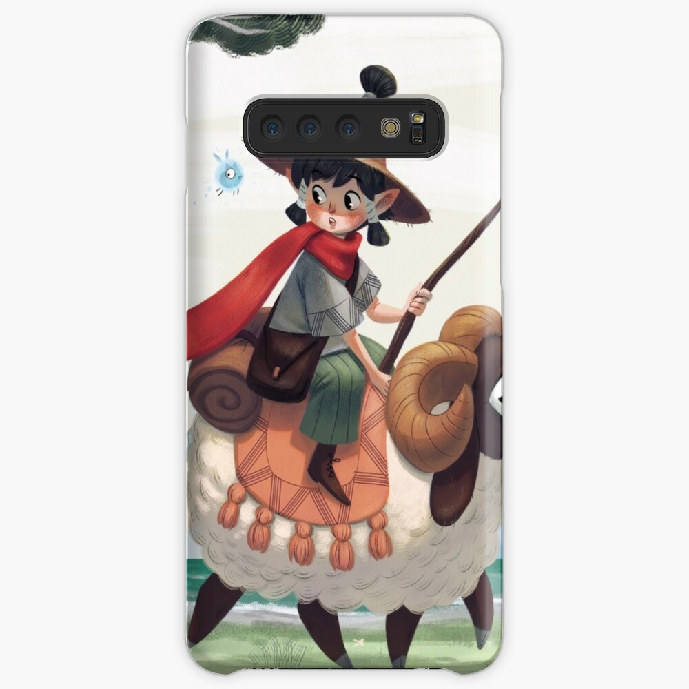 The message Samsung Galaxy Snap Case