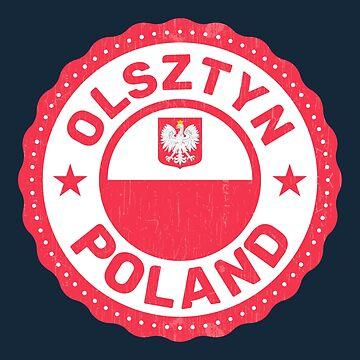 Olsztyn Poland by dk80