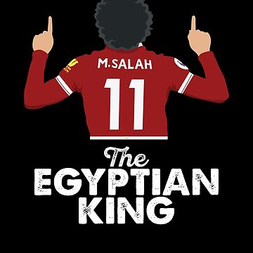 Liverpool FC Mo Salah The Egyptian King  by itsmwaura