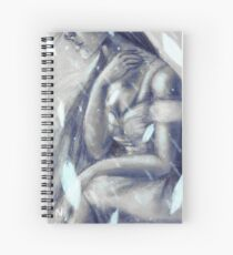 Hope's Rain Spiral Notebook