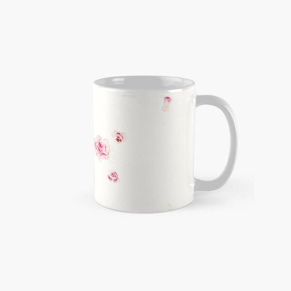Blue birds and roses. Classic Mug