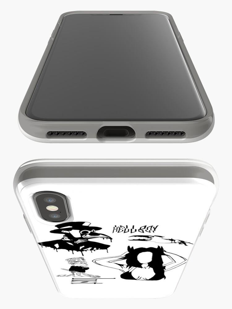 Alternative Ansicht von Flash-Sheet iPhone-Hülle & Cover