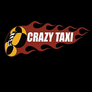 Crazy Taxi by pepperypete