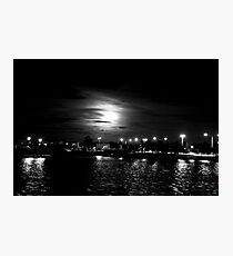 Night Of Shadows  Photographic Print
