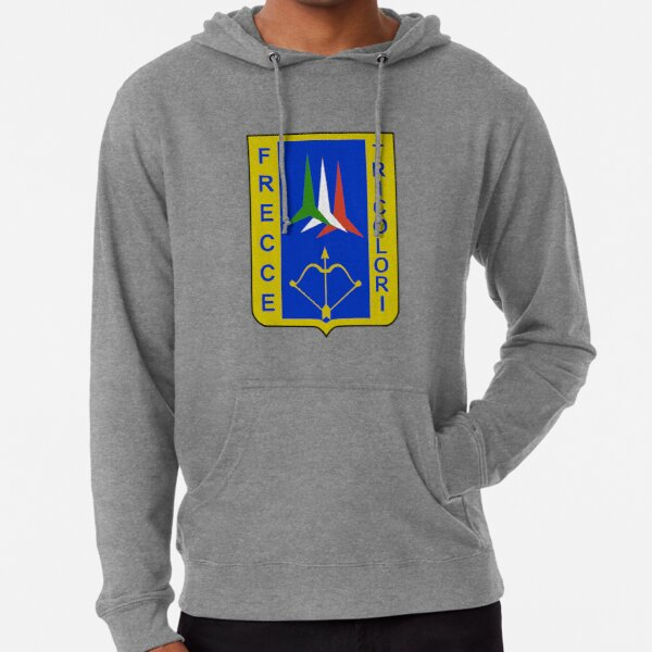 Frecce Tricolori - Italian Air Force Lightweight Hoodie