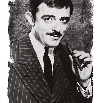 Gomez -The Addams Family 1964 by EllieTheZombie