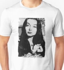 Morticia Addams - The Addams Family Unisex T-Shirt