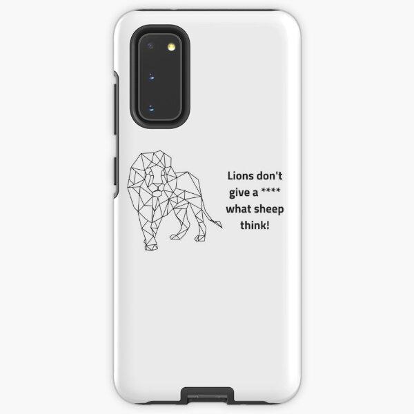 Who's cares! Samsung Galaxy Tough Case