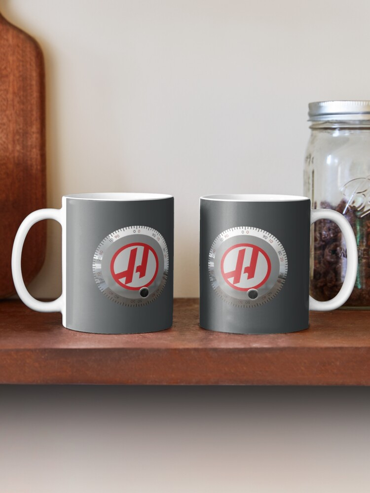 Alternate view of Haas Jog Handle Mug