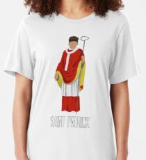 Saint Patrick Mahomes Slim Fit T-Shirt