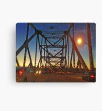 Tappan Zee Bridge Canvas Print