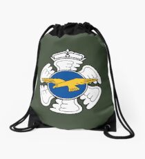 Finnish Air Force - Ilmavoimat - Emblem Drawstring Bag