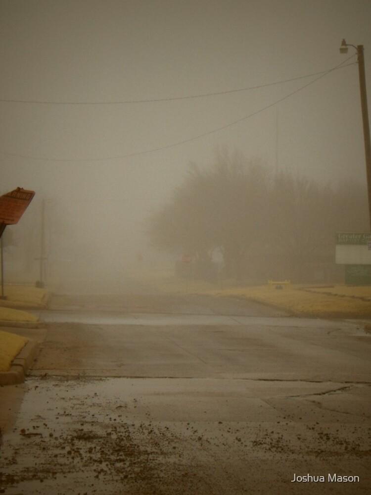 Es una mañana nublada en el gueto de DFX4509B
