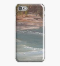 Above Middle Falls iPhone Case/Skin