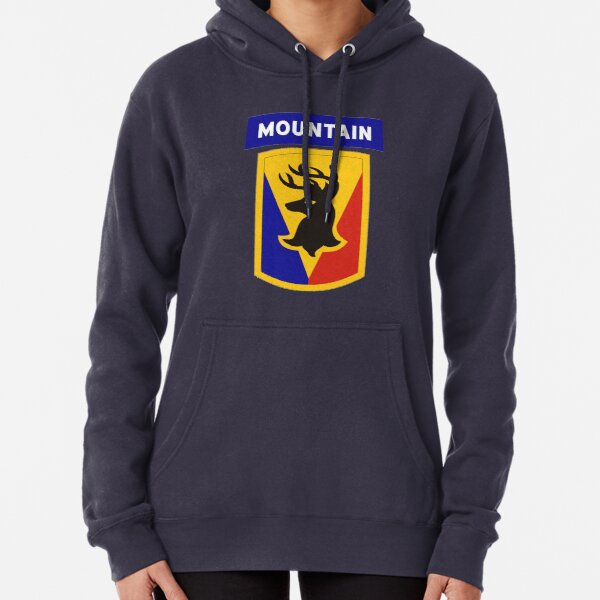 86th Infantry Brigade Combat Team 'The Vermont Brigade' (Mountain) US Army Pullover Hoodie