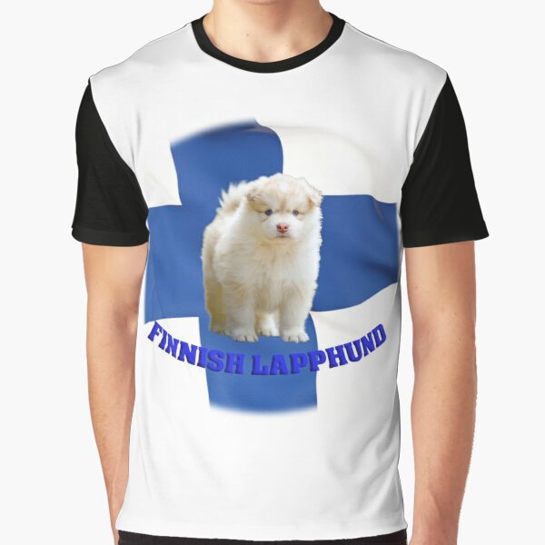 Finnish Lappund  Graphic T-Shirt