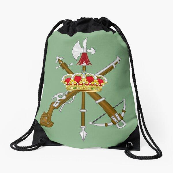 La Legión oder umgangssprachlich El Tercio) ist eine Eliteeinheit der spanischen Armee und der spanischen Schnellreaktionstruppe. Es wurde in den 1920er Jahren als Teil der spanischen Armee Afrikas errichtet. Die Einheit Turnbeutel