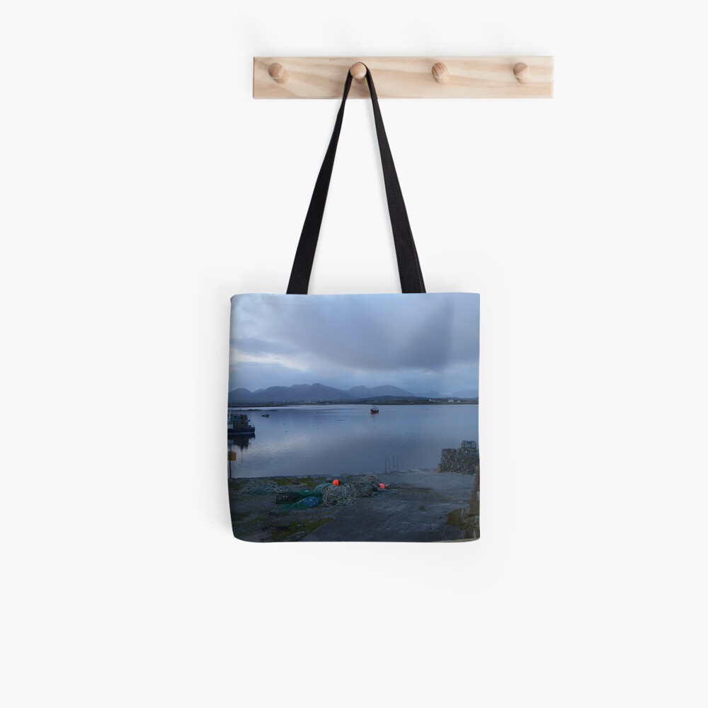 Roundstone, Galway Tote Bag