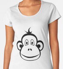 Monkey Women's Premium T-Shirt