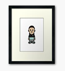 Diamond Supply Co Outfit 1 Framed Print