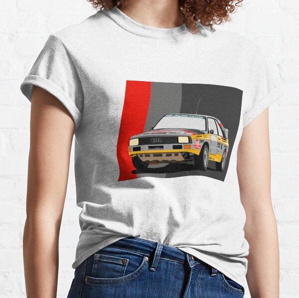 Audi Sport Quattro  Camiseta clásica