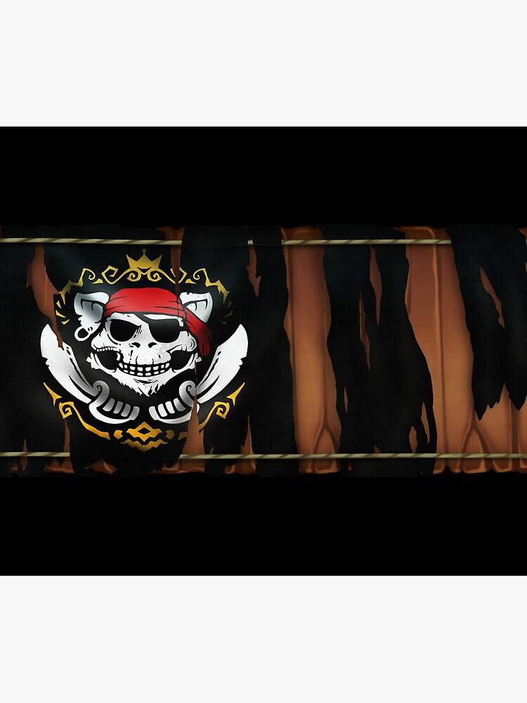 GoEaSy Pirate Mug by GoEaSyTwitch