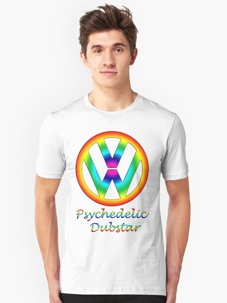 Psychedelic dubstar  Unisex T-Shirt Front