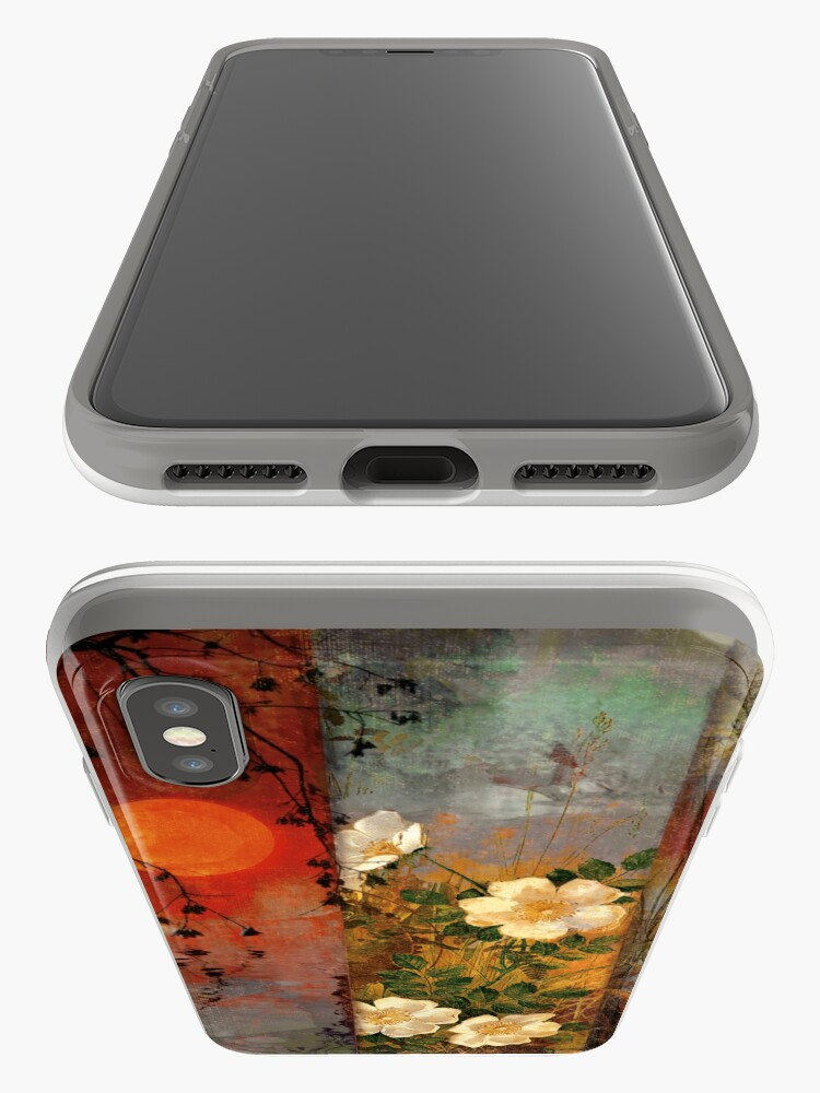 Alternate view of Whisper Forest Moon II iPhone Case & Cover