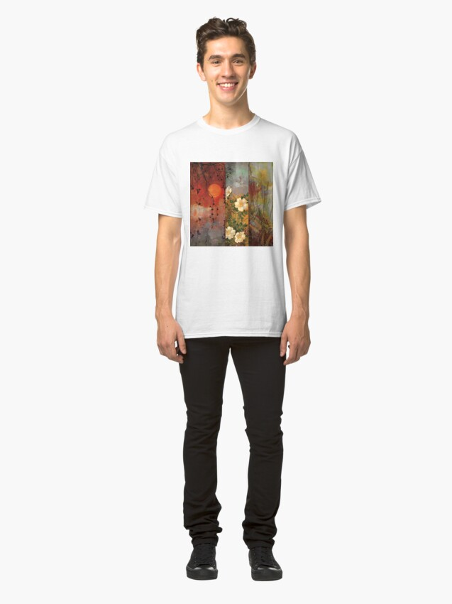 Alternate view of Whisper Forest Moon II Classic T-Shirt
