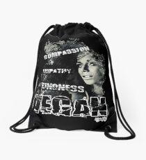 VeganChic ~ CEK Drawstring Bag