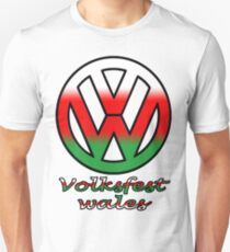 Volksfest wales Unisex T-Shirt