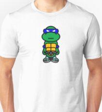 Blue Renaissance Turtle T-Shirt