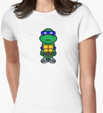 Blue Renaissance Turtle T-Shirt