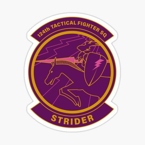 Ace Combat Strider Squadron Sticker
