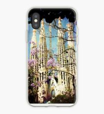 La Sagrada Familia iPhone Case