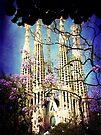 La Sagrada Familia by Andrew Paranavitana