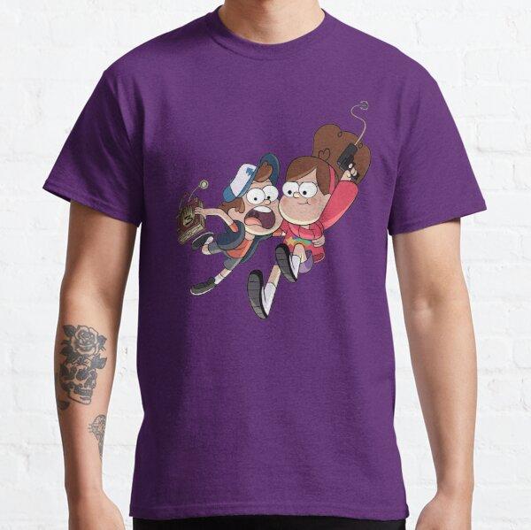 Mabel & Dipper Pines (Gravity Falls) Classic T-Shirt