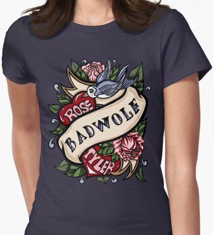 BadWolf Tattoo T-Shirt