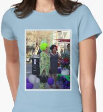 A Sequential Event Womens Fitted T-Shirt
