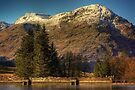 Arrochar Alps by Karl Williams