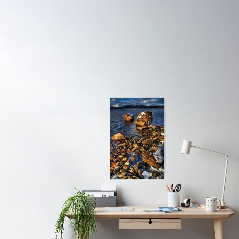 Milarrochy Rocks (4) Poster