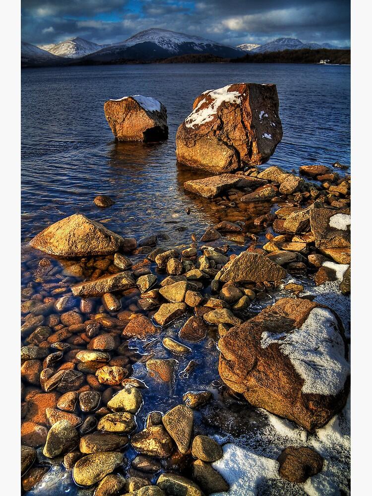 Milarrochy Rocks (4) by Shuggie