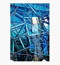 Glasshouse City Photographic Print