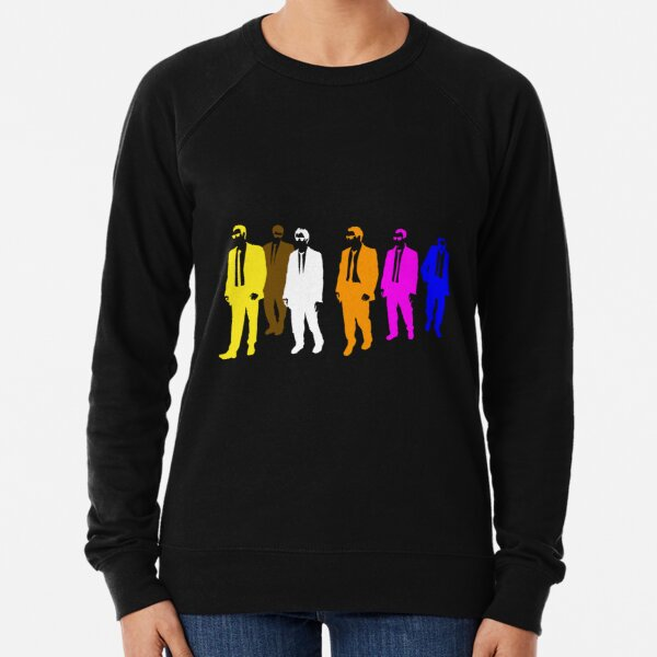 Reservoir Colors with Mr. Blue Lightweight Sweatshirt