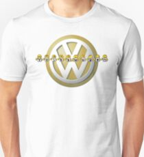 The Volkswagen Emoticon T-Shirt T-Shirt