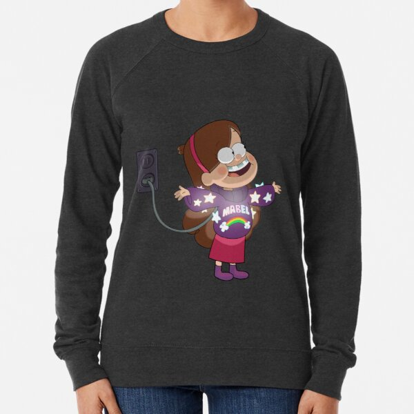 Mabel (Gravity Falls) Lightweight Sweatshirt