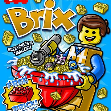 Brix Cereal by Punksthetic