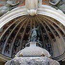 detail, fountain of the organ, villa d'Este, Tivoli, Italy by BronReid
