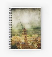 Existent Past Spiral Notebook